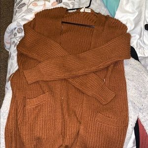 Sky and Sparrow sweater